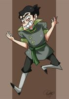 It's Bolin Time by SkullShrooms