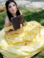 Princess Belle Cosplay - This Provincial Life by SparrowsSongCosplay