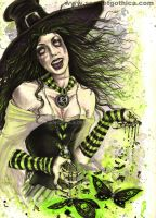 Tainted - Pollution by Claudia-SG