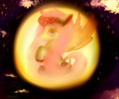 MlpFim Speedpaint: Fluttersun by pipomanager-mimmi