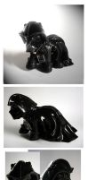 My Little Darth Vader by customlpvalley