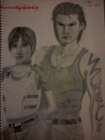 Rebecca Chambers Billy Coen By Foreverpassionately by Fluffypassion