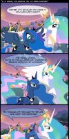 My Little Pony Comic - Monarch by tempo321