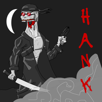Madness Combat Series - Hank by Dookie-boy