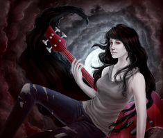 Marceline by Salamandra-Ignis
