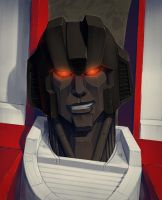 Starscream by Pinkuh