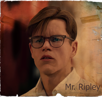 Mr Ripley by Calaymo