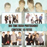 Photoshoot Big Time Rush by LissetteRusher