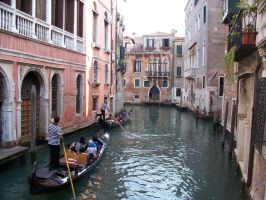 Venice Canal 2 by Lady-Xythis
