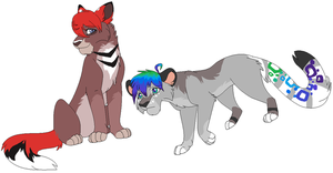 Emkh Design Commissions by Kainaa