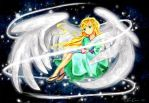 RQ: The Angel, Felicity by tomoyo-chan10
