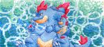 Johto Torrent by Porcubird