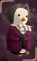 Penguin Edgeworth by rim-mir