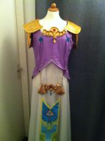 Updated Zelda dress by Miharichu-Emi