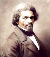 Frederick Douglass by ziegfeldfollies