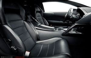 Lambo LP640 - Interior TWO. by dejz0r