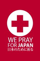 WE PRAY FOR JAPAN 03 by Lemongraphic