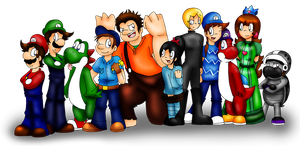 Giant Group for Faisal by xXsamluvsgreendayXx