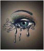 It hurts by artisticalshell