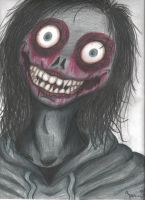 Jeff the Killer (insane) by XxMaryCookiexX