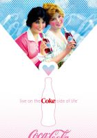 Coca-Cola Vintage Beauties by Coca-Cola-ArtGallery