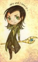 Loki by Iceicles