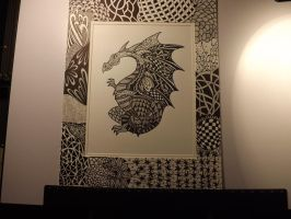 Matted Dragon Zia by frustrated62