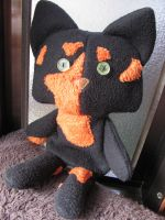 Plush Urn of Bonnie CUSTOM SOLD by mypetmoon