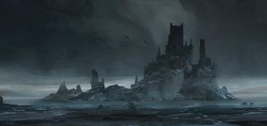 Castle by artofjokinen