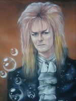The Goblin King by westleyjsmith
