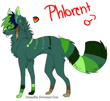 :Phlorent:Ref: by NightmareAdoptables