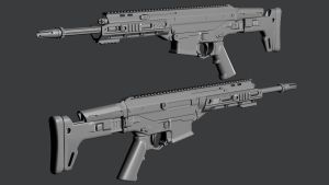 Remington ACR Version 2 by shorty91