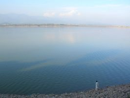 Rawal Lake by zamir