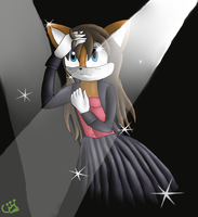 Miley the hedgehog request by CeleCrypt