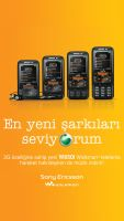 Sony Ericsson W950 v3 by Mr-Current