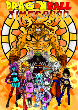 The Time Squad Wallpaper by Cyclone-Wolf-Devil