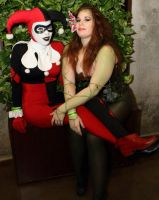 Harley and Ivy - Candid by Enasni-V