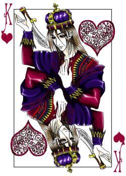 King of Hearts by miyang