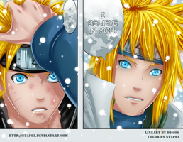 Naruto - I believe in you by staf93