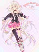 VOCALOID IA by XOtakumiX