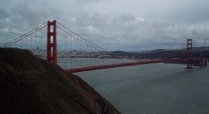 Golden Gate by dudeguy37
