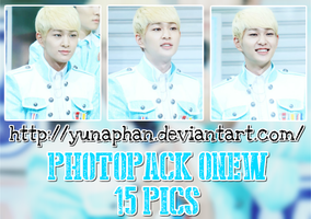 PHOTOPACK Onew (SHINee) #145 by YunaPhan