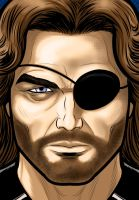 Snake Plissken by Thuddleston