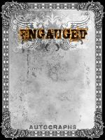 Engauged Ticket badge back by aziroth