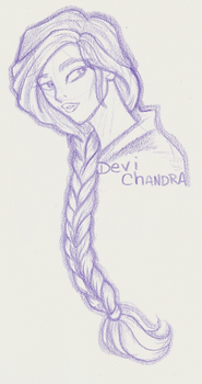 Devi Chandra by RenegadeCarousel
