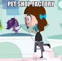 Pet Shop Factory by kevinguzzer