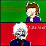 Prussia's a trollin' by KateDuckXD