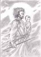 Meifumado Lone Wolf and Cub by LucaNnoCorE