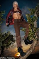 Absolutely Crazy - Dante Cosplay by Leon Chiro by LeonChiroCosplayArt