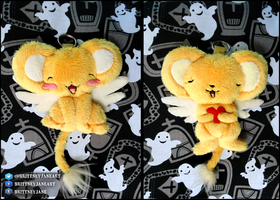 Kero-Chan Keychains! (For Sale) by xBrittneyJane